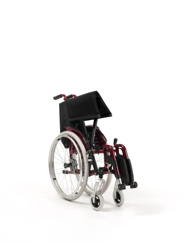Wózek ze stopów lekkich V200 GO VERMEIREN7