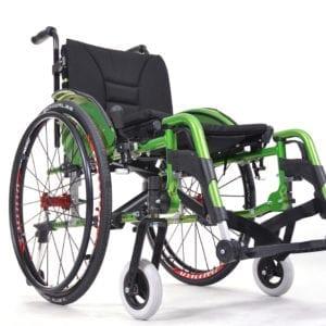 Wózek ze stopów lekkich