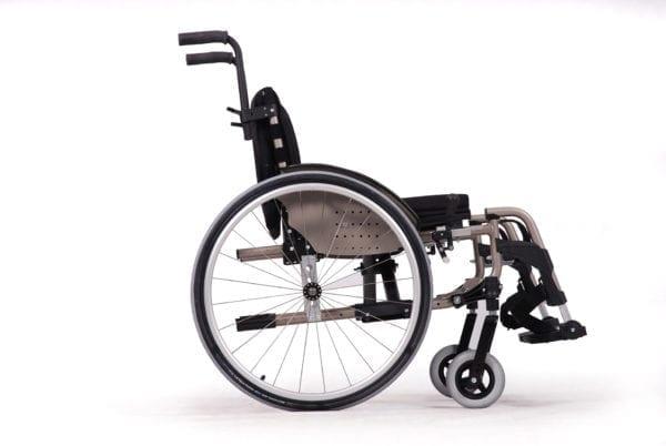 Wózek ze stopów lekkich V300 ACTIVE VERMEIREN4