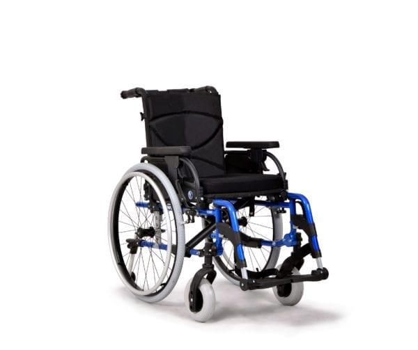 Wózek ze stopów lekkich V300 DL VERMEIREN