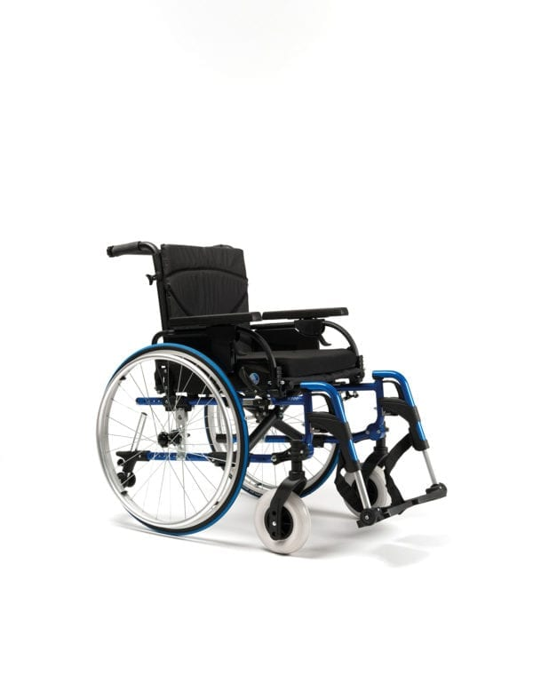 Wózek ze stopów lekkich V300 DL VERMEIREN2