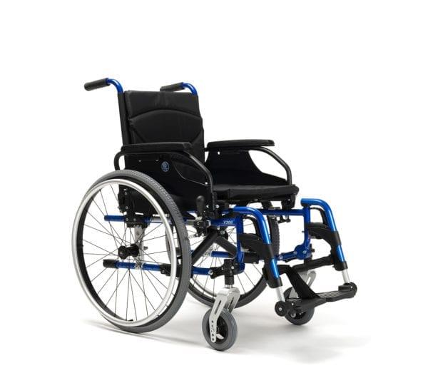 Wózek ze stopów lekkich V300 VERMEIREN2