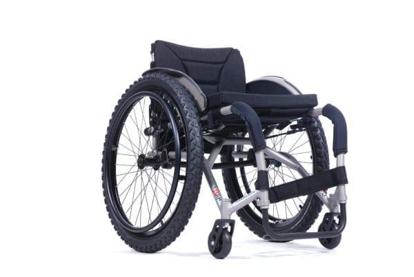 Wózek ze stopów lekkich aktywny SAGITTA VERMEIREN2