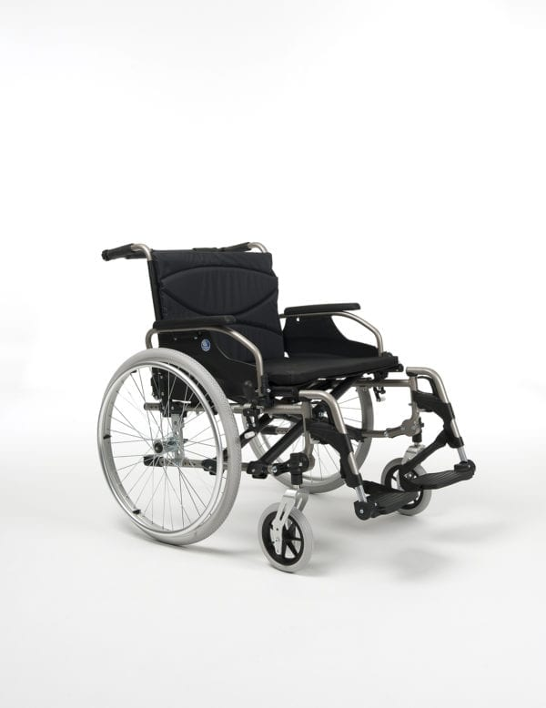 Wózek dla osób ciężkich