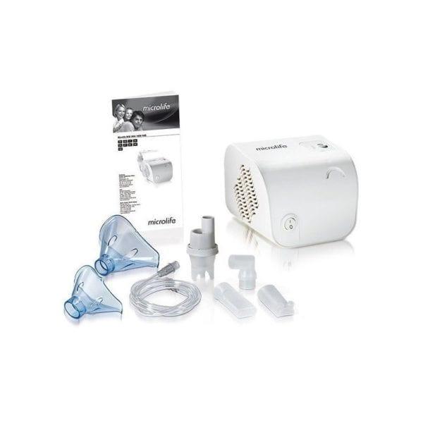 Inhalator NEB 100 Microlife pneumatyczno tłokowy 1