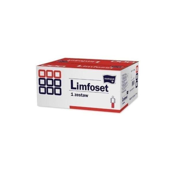 Limfoset zestaw do terapii obrzęku limfatycznego mały do kończ. dolnej MATOPAT