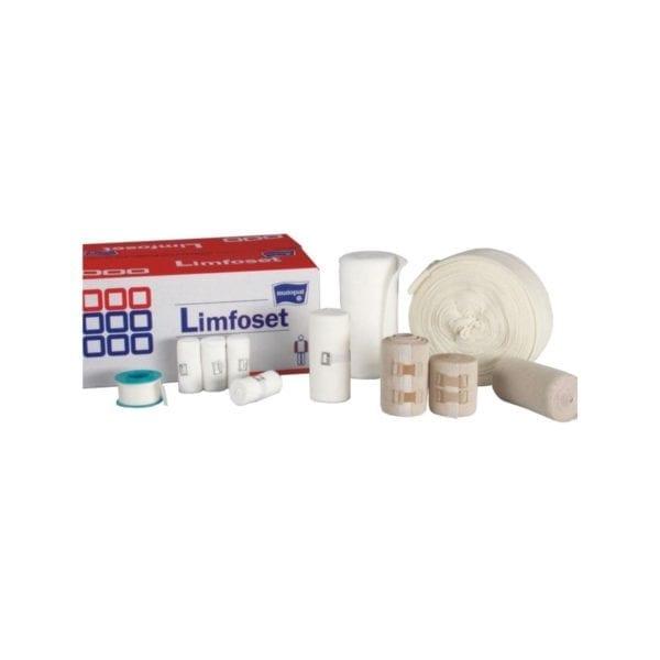 Limfoset zestaw do terapii obrzęku limfatycznego mały do kończ. dolnej MATOPAT2