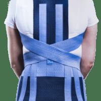 Orteza Piersiowo Lędźwiowo Krzyżowa wysoka Komfort ORI MED2