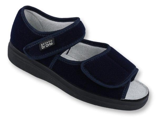 zdrowotne sandały męskie