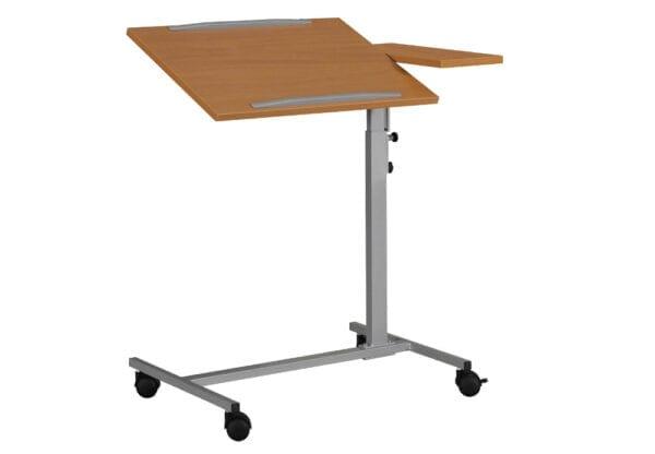 Stolik przyłóżkowy na kółkach dla chorego RUBENS 9