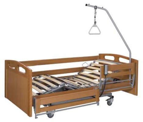 lozka rehabilitacyjne z barierka prometal elbur PB 526