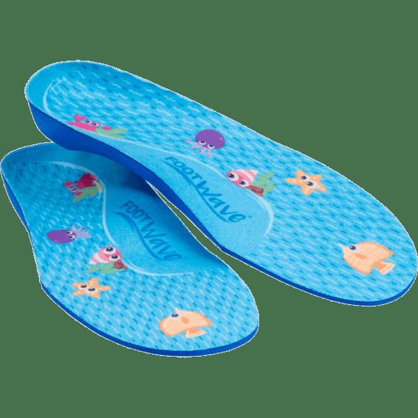 Wkładki ortopedyczne FOOTWAVE KIDS SUPI4