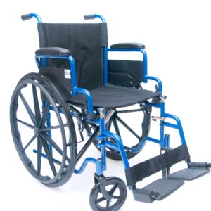 wózek stalowy wheelie air