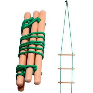 drabinka rehabilitacyjna sznurowa