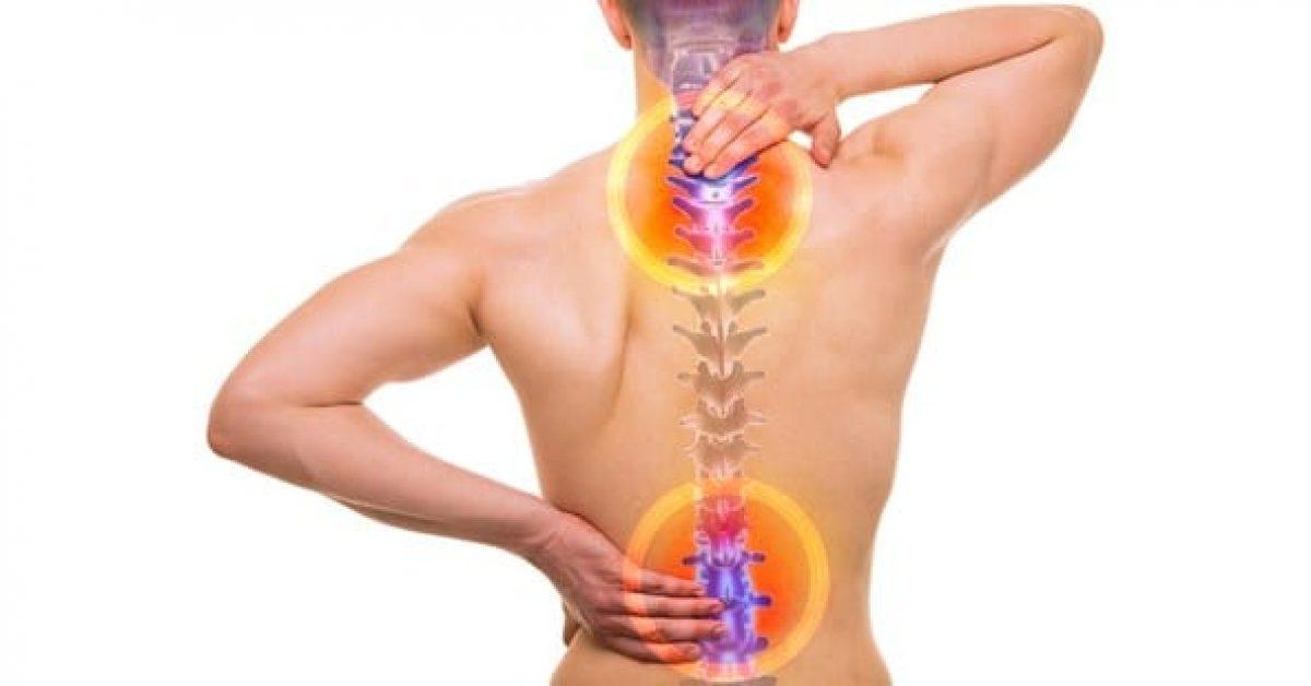 jak radzić sobie z bólem kręgosłupa