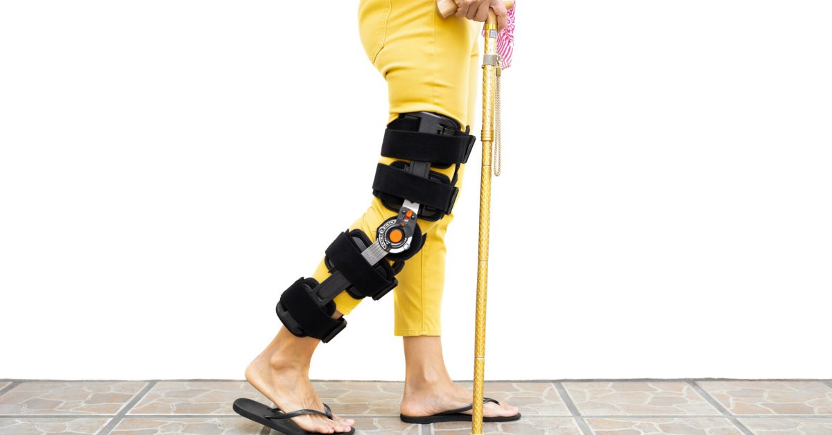 ortezy kolana